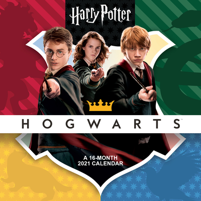 Cal-2021 Harry Potter Wall Cover Image