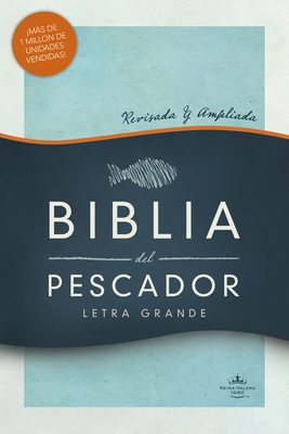 Cover for RVR 1960 Biblia del Pescador letra grande, tapa dura