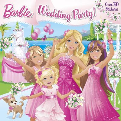 Wedding Party! (Barbie) Cover