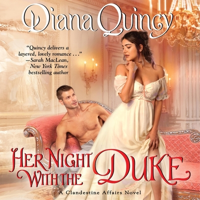 Her Night with the Duke Cover Image