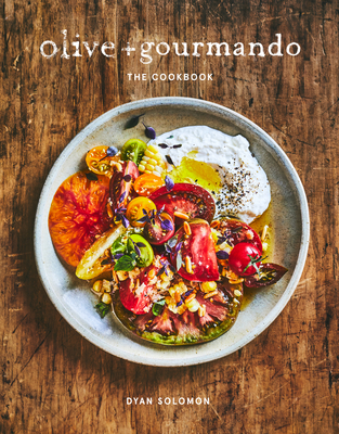 Olive + Gourmando: The Cookbook Cover Image