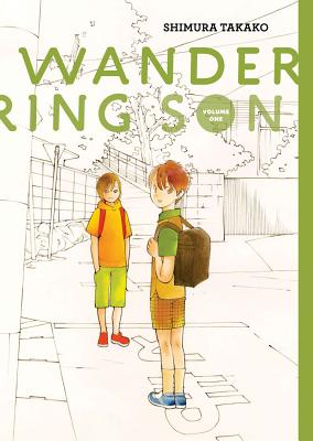 Wandering Son, Volume 1 Cover