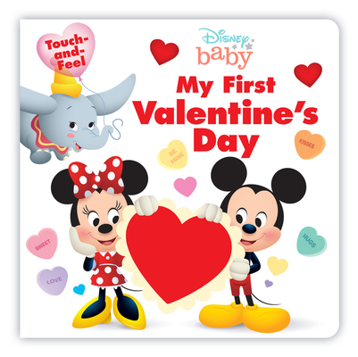 Disney Baby My First Valentine's Day Cover Image