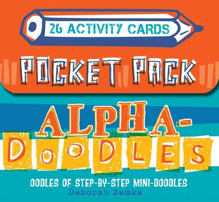 Pocket Packs: Alpha-Doodles Cover Image