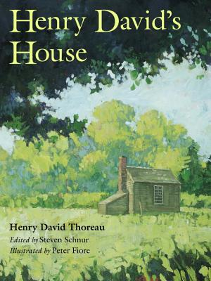 Henry David's House Cover