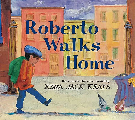 Roberto Walks Home Cover