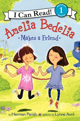 Amelia Bedelia Makes a Friend Cover