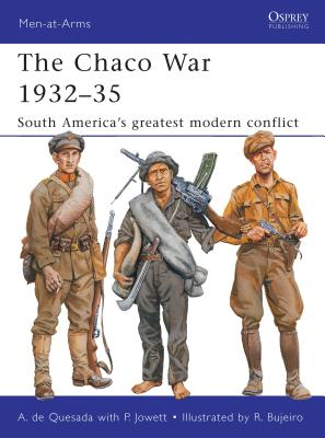 The Chaco War 1932-35 Cover