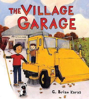 The Village Garage Cover