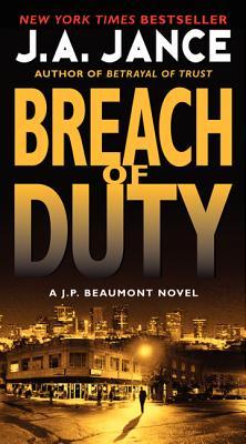 Breach of Duty Cover