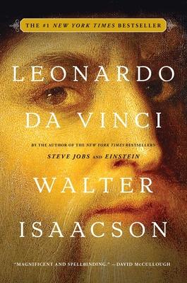 Leonardo da Vinci Walter Isaacson, S&S, $22,