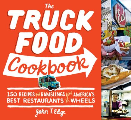 The Truck Food Cookbook Cover