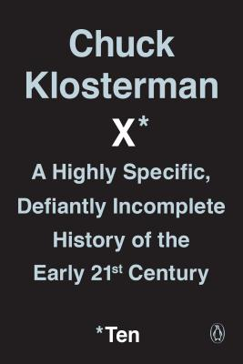 Chuck Klosterman X cover image