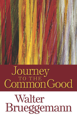 Journey to the Common Good Cover