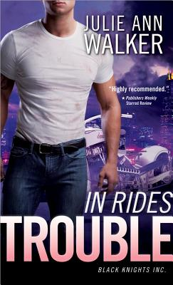 In Rides Trouble Cover