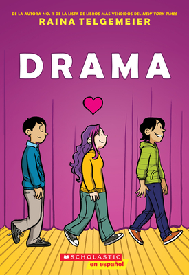 Drama (Spanish Edition): Spanish Edition Cover Image