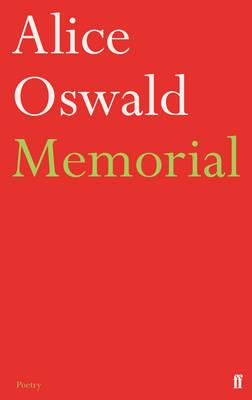 Memorial: An Excavation of the Iliad Cover Image