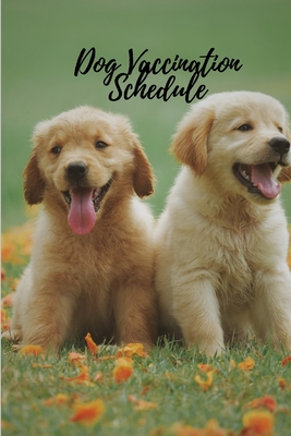 Dog Vaccination Schedule Cover Image