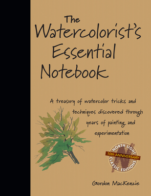The Watercolorist's Essential Notebook Cover Image