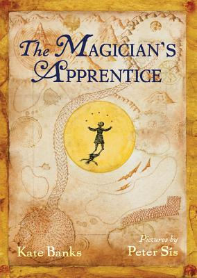 The Magician's Apprentice Cover