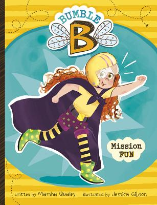Bumble B. Mission Fun Cover Image