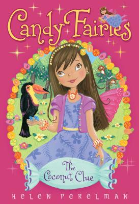 The Coconut Clue (Candy Fairies #17) Cover Image
