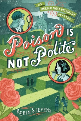 Poison Is Not Polite Cover Image