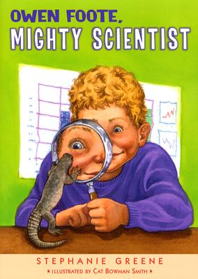 Cover for Owen Foote, Mighty Scientist