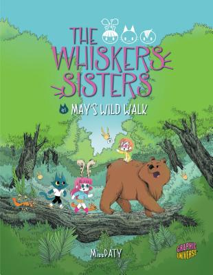 May's Wild Walk: Book 1 (Whiskers Sisters #1) Cover Image