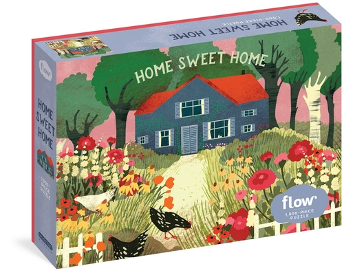 Home Sweet Home 1,000-Piece Puzzle (Flow) Cover Image