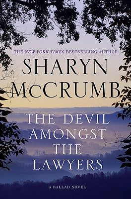 The Devil Amongst the Lawyers: A Ballad Novel Cover Image