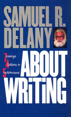 Cover for About Writing