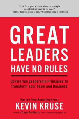 Great Leaders Have No Rules cover image