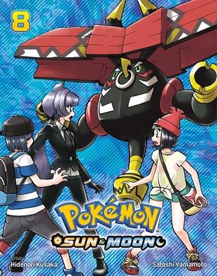 Pokémon: Sun & Moon, Vol. 8 Cover Image