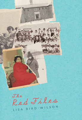Cover for The Red Files