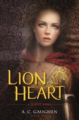 Lion Heart: A Scarlet Novel Cover Image