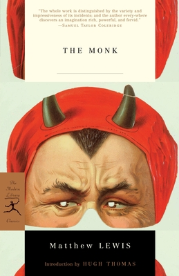 The Monk Cover