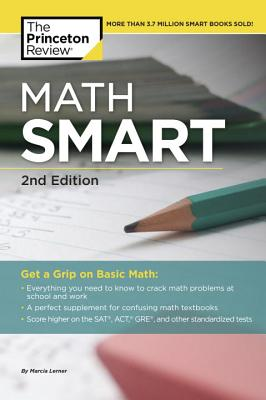 Math Smart, 2nd Edition Cover