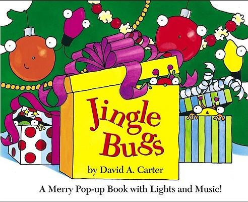Cover for Jingle Bugs (David Carter's Bugs)