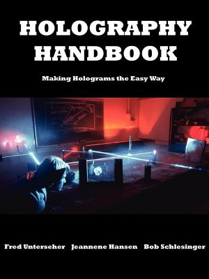 Holography Handbook Cover Image