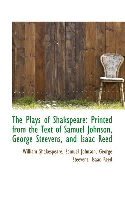 Cover for The Plays of Shakspeare