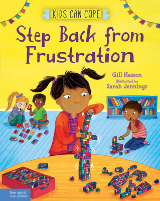 Step Back from Frustration (Kids Can Cope Series) Cover Image