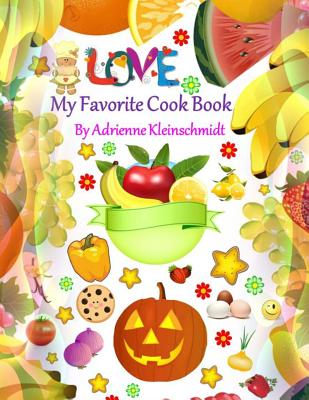 My Favorite Cook Book Cover Image