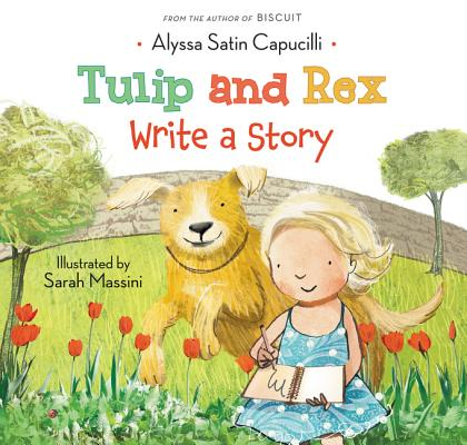 Cover for Tulip and Rex Write a Story