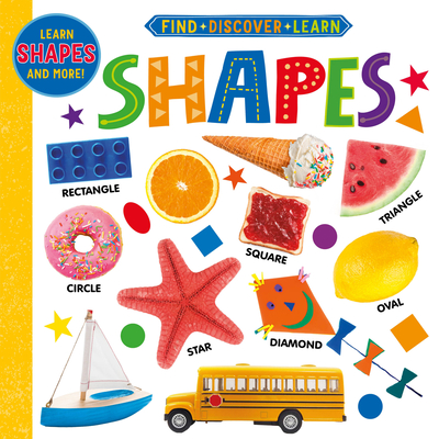 Shapes (Find, Discover, Learn) Cover Image
