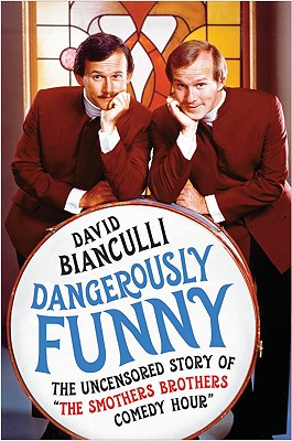 Dangerously Funny Cover
