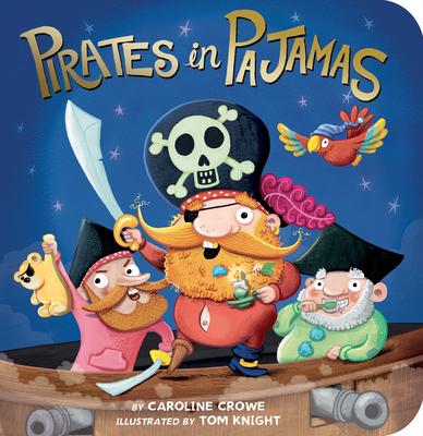 Pirates in Pajamas Cover Image