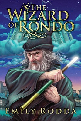 The Wizard of Rondo Cover