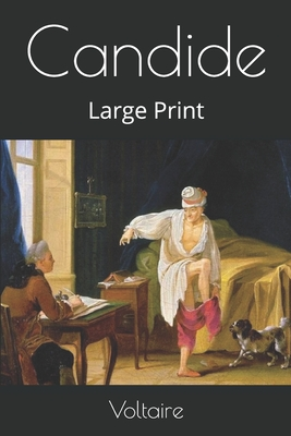 Candide: Large Print Cover Image