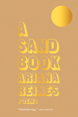 A Sand Book Cover Image